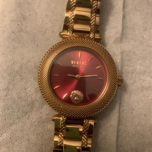 Very nice Versace versus watch,  used only once.